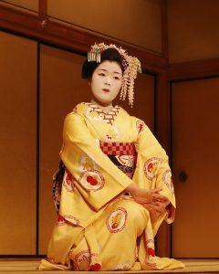 Kabuki in Tokyo.