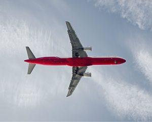 Airline speciaal voor millennials