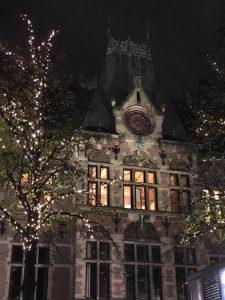 Plein Hotspots in Den Haag