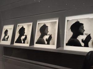 Serie portretten in Parijs