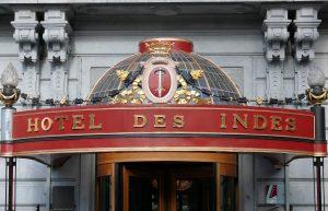 Hotel des indes Hotspots in Den Haag