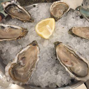 Wat zou een reis naar Parijs zijn zonder oesters?