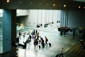 Laat je na je reis door geliefden ophalen van het vliegveld.